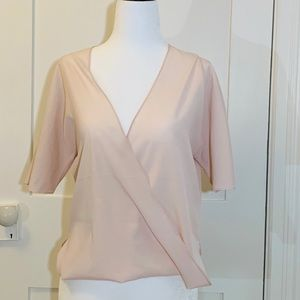 Blush Blouse French Connection